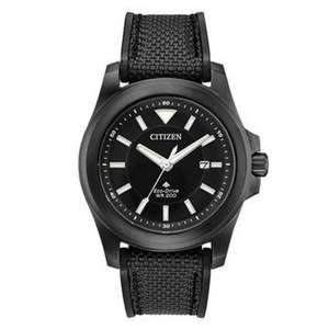 CITIZEN  Black Tough Promaster Eco Drive and Sapphire Crystal Watch £129.99 free Click and Collect or Postage @ TK Maxx