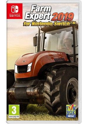 Farm Expert 2019 (Nintendo Switch) - £12.85 delivered @ Base