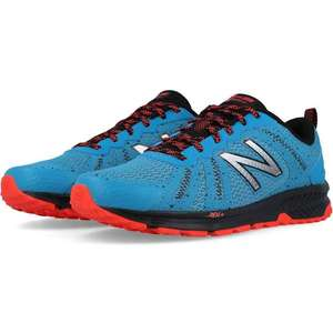New Balance Mens MT590 V4 Trail Running Shoes Rosin Blue £39.98 (£34.99 with delivery pass) @ MandM Direct