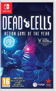 Dead Cells - Action Game of the Year (Nintendo Switch) - £20.85 delivered @ Base