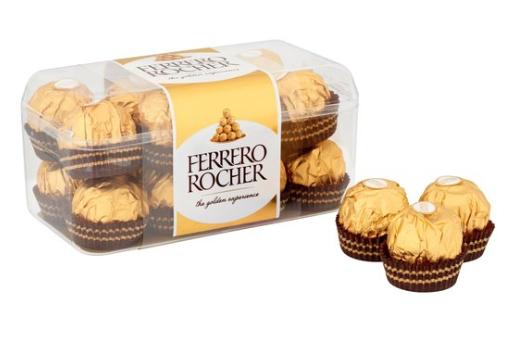 Ferrero Rocher (16) at Tesco Express lincoln St Marks - £2.50