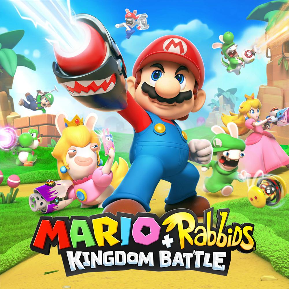 Mario + Rabbids Kingdom Battle Sale Up to 55% Off  (DLC, Season Pass, Gold) From £14.99 @ Nintendo eShop
