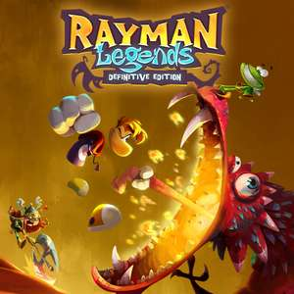 Rayman Legends Definitive Edition  ( Nintendo Switch ) £8.99 @ Nintendo eShop