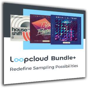LoopCloud Bundle + 3 Sample Packs -  Free with every purchase  @ Pluginboutique