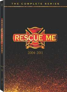 Rescue Me: The Complete Series 1-7 REGION 1 DVD Boxset £27.50 (including Shipping & Import Fees) @ Amazon.com.