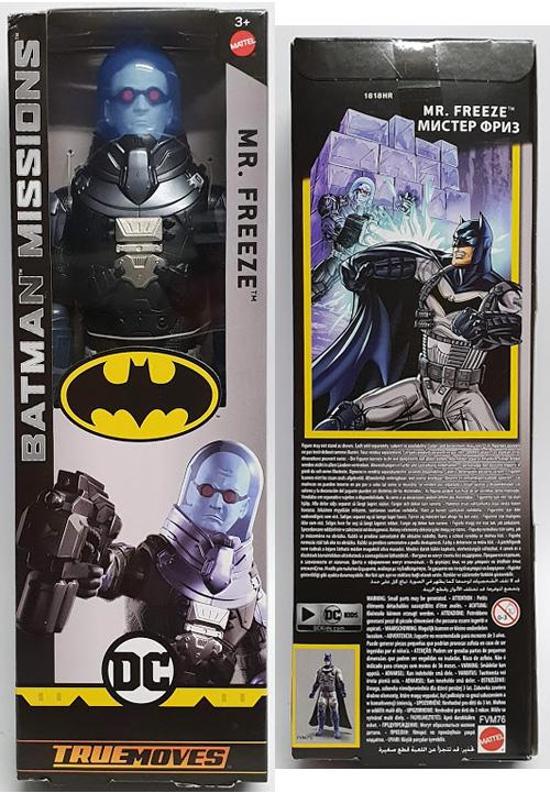 "Batman Mr Freeze 12"" figure £4.99 @ Home Bargains - Liverpool"