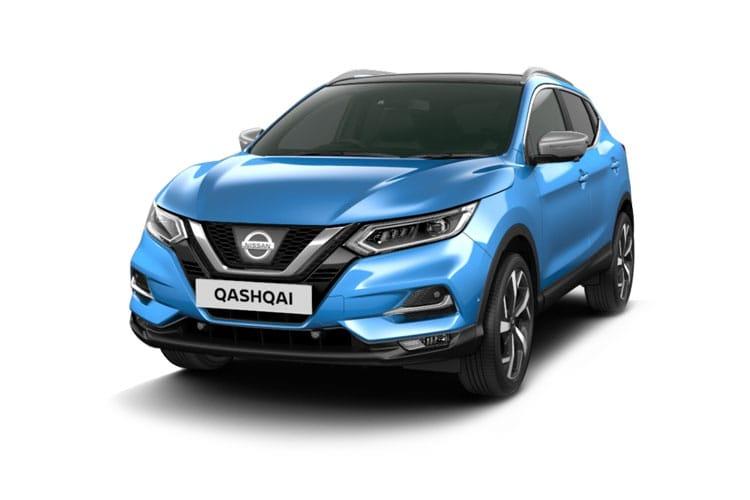 Nissan Qashqai SUV 2wd 1.3 DIG-T 140 Acenta Premium 5Dr Manual [Start Stop] 1x £1324.62, 23x £147.18 8k pa £4709.76 @ Vertu Motors