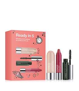 Clinique ready in 5 gift set + free sample & free delivery £10 @ Clinique