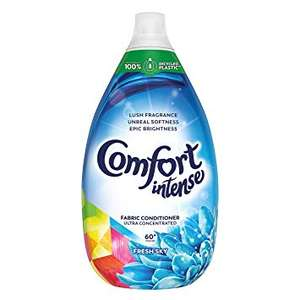 Free Comfort Intense Fabric Conditioner Sample from comfort page. 40,000 to give away
