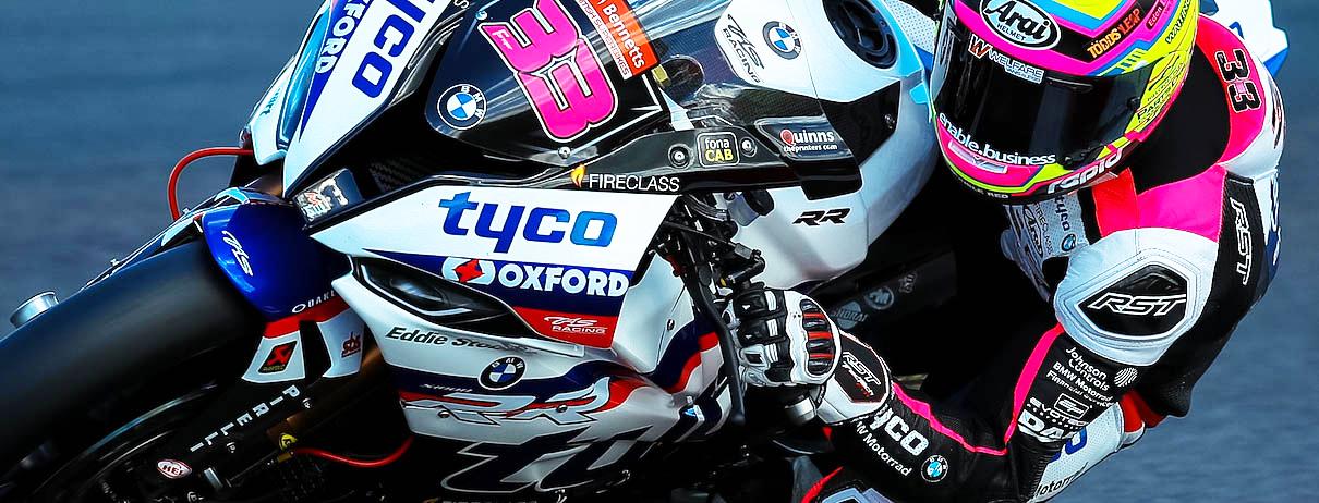 50% OFF Selected British Superbike TEAM KIT @ Clinton Enterprises