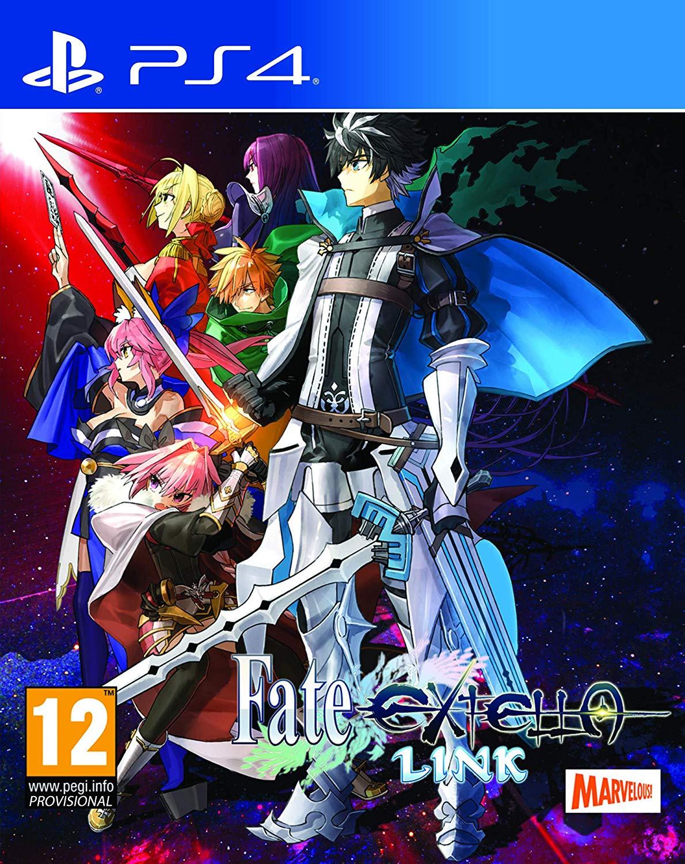 Fate / Extella Link (PS4) - £17.59 delivered @ Base