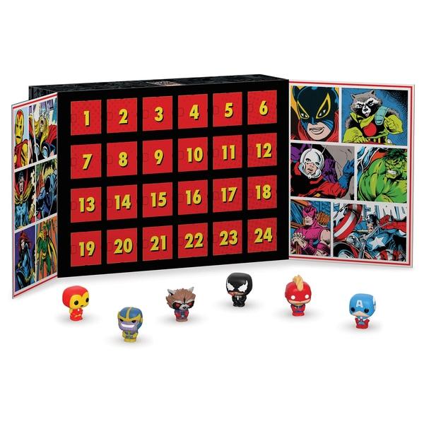 Pocket POP! Marvel 80th Anniversary Advent Calendar £39.99 @ Smyths