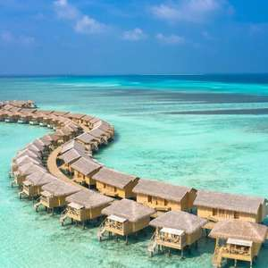 7 nights Maldives 5* You & Me Cocoon - Inc Overwater Villa, Full Board, Beer/Wine, Seaplane Xfers, Flights £1753pp (£3507) @ Voyage Prive