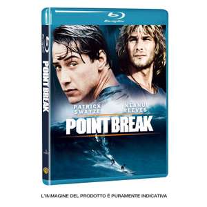Point Break (1991) and Mars Attacks! (1996) Blu-rays, both together for £8.41 delivered @ Amazon.it