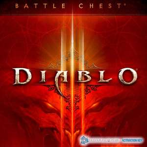 [PC/Mac] Diablo 3 Battle Chest - £9.99 - CDKeys