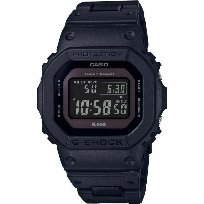 Casio Mens Digital Quartz Watch with Resin Strap GW-B5600BC-1BER £103.53 @ Amazon