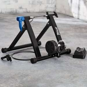 Crivit indoor bike trainer on offer at Lidl in Newark for £15