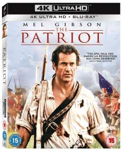 The Patriot 4K UHD £9.99 @ Zoom