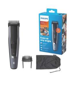 Philips Series 5000 Beard and Stubble Trimmer with Self-Sharpening Metal Blades - BT5502/13 £35 @ Amazon