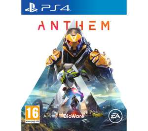 Anthem (PS4 / Xbox One) + 6 month Spotify Premium £7.97 @ Currys