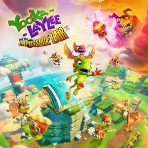 Yooka-Laylee & The Impossible Lair - PS4 / XBOX One £19.85, Nintendo Switch £23.85 at Base.com