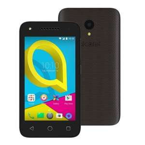 """FREE unlocked Alcatel U3 3G 4"""" when you buy with min £10 topup at CPW"""