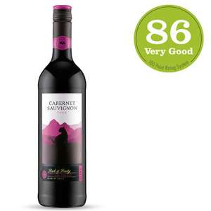 Lidl - 6 (for 4) Bottles Chilean Cabernet Sauvignon - £17.40