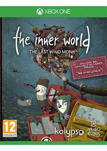 The Inner World: The Last Windmonk (Xbox One) £4.39 delivered @ Base