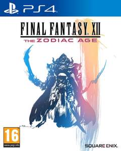 Final Fantasy XII The Zodiac Age (PS4) - Base.com - £9.99