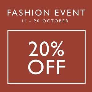 John Lewis & Partners Fashion 20% off online and in store
