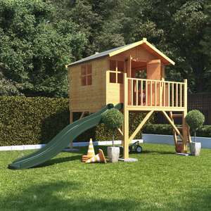 10% off £300 Spend on Garden Houses, Sheds, Play Houses with Voucher Code @ Garden Buildings Direct