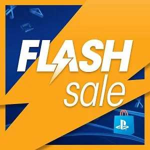 Weekend Flash Sale at PlayStation PSN Store UK