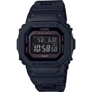 Casio G-Shock Bluetooth Watch Black Dial GW-B5600BC-1BER £82.82 with code at watchshop.com