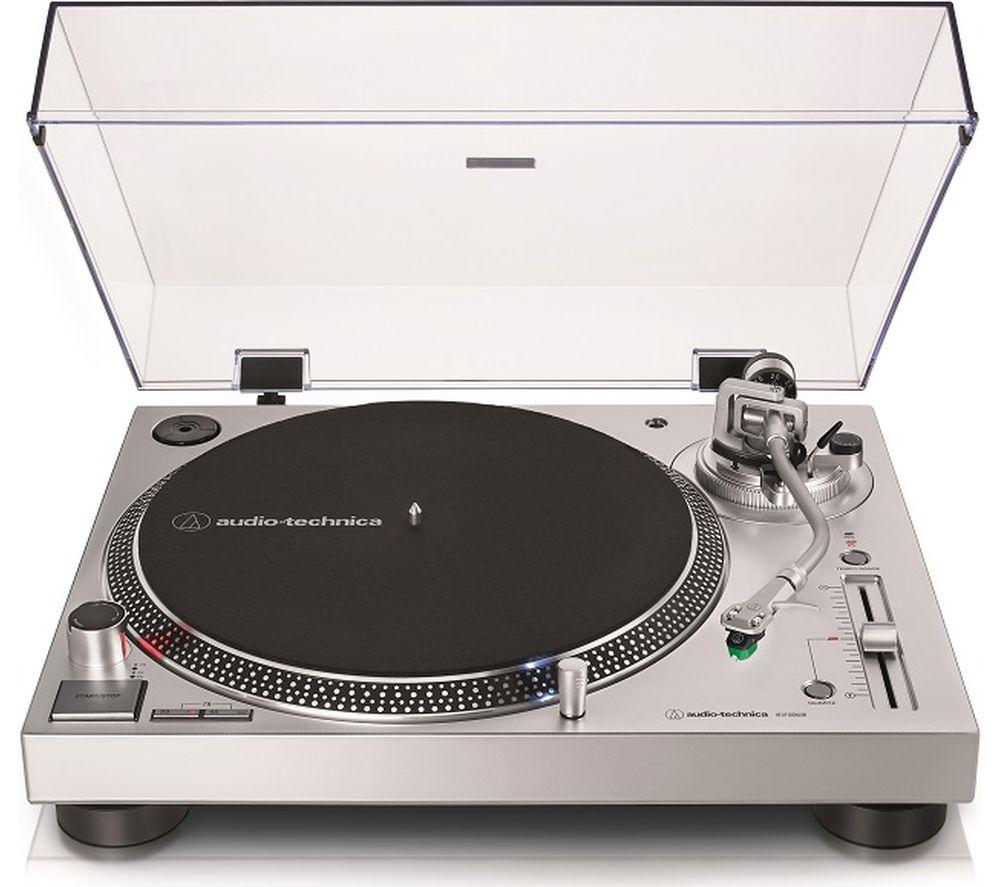 Audio Technica ATLP120XUSB Turntable £199.00 + £25 Cashback & 6mths free Spotify trial @ Currys PC World