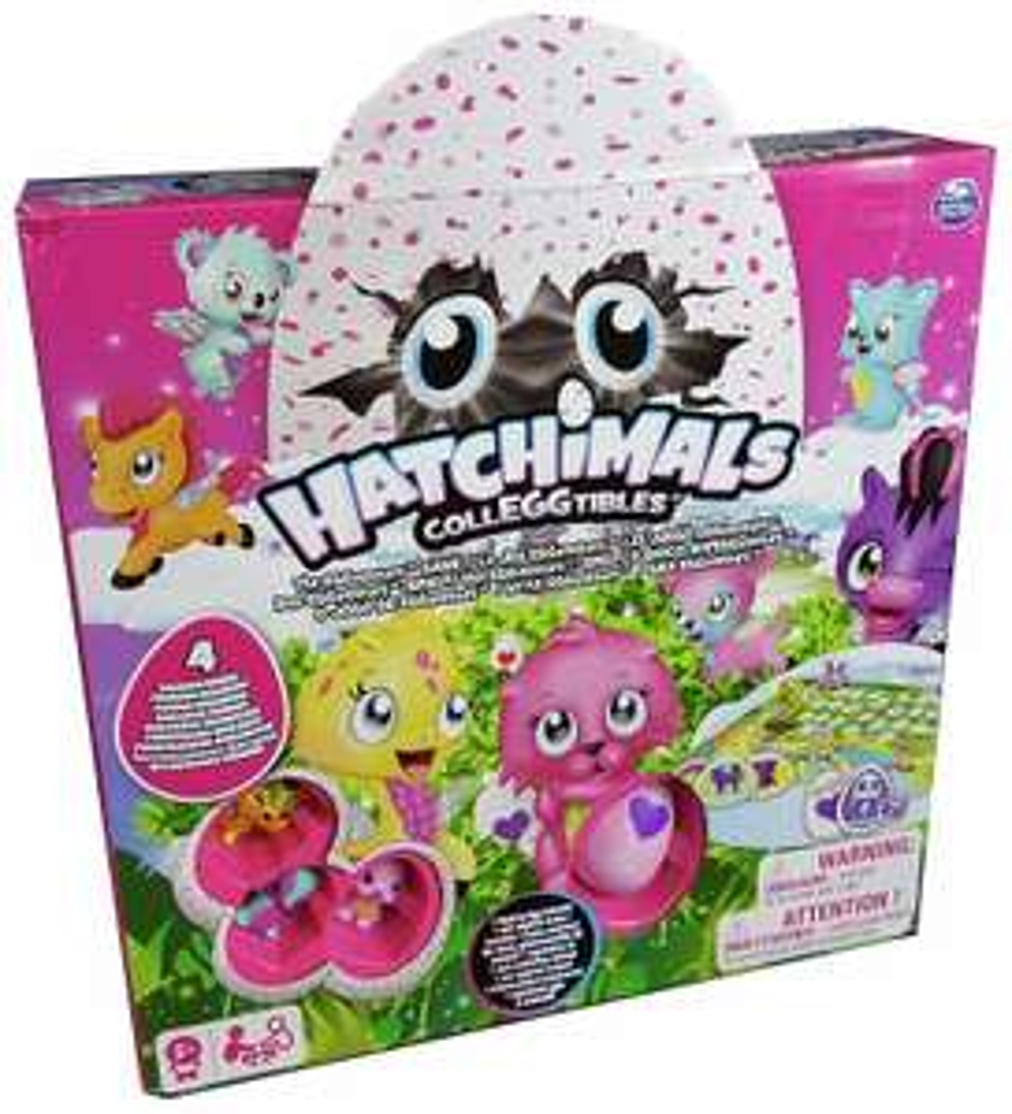 Hatchimals eggventure game - £3.99 delivered @ Argos eBay