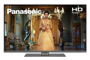 Refurbished Panasonic TX-32FS352B 32 Inch SMART HD Ready LED TV Built In Freeview Play - £149.99 delivered @ eBay via Panasonic Outlet