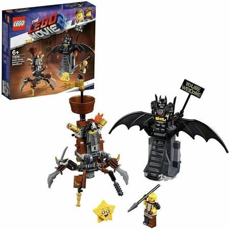 Lego Movie 2 70836 Battle Ready Batman and Metal Beard set £8.99 ASDA Instore