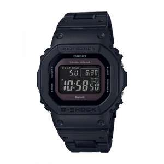 Casio Mens G-Shock, Tough Solar, Multi-Band 6, Bluetooth (GW-B5600BC-1BER) - £82.82 @ Amazon