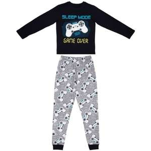 100% Cotton Boys Pyjamas up to age 13 yrs £4 @ B&M in Catford (Should be National)