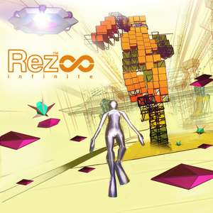 Rez Infinite for PS4 & PSVR compatible - £9.49 @ Playstation Store
