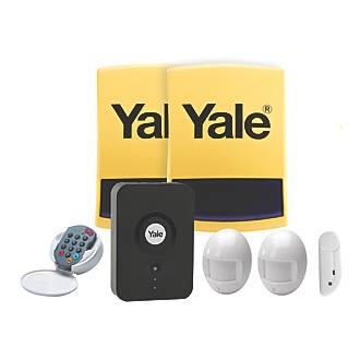 Yale HSA App Enabled Alarm Kit £144.99 at Screwfix