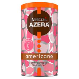 Nescafe Azera 100g Instant Coffee £2.75 in store and online at Asda