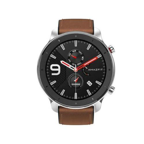 Xiaomi Amazfit GTR 47mm - Stainless Steel Smartwatch £95.99 @ Eglobal Central