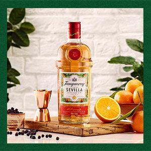 Tanqueray Flor de Sevilla Gin 70cl £20 @ ASDA