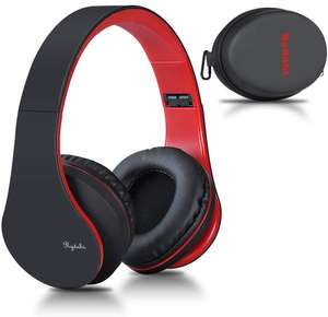 Wireless Bluetooth Headphones Over Ear - £15.98 Prime / +£4.49 non Prime - Sold by Shanpin and Fulfilled by Amazon