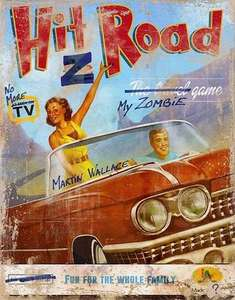 Hit Z Road - Board Game £8.99 (Amazon prime) @ Dispatched from and sold by Real Merch.