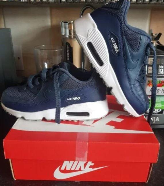 Kids Nike Air Max £10 Instore @ JD sports