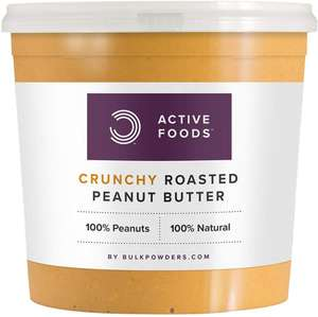 1kg 100% Peanut Butter - Active Foods - £3.98 S&S or £4.19 Prime / +£4.49 non Prime @ Amazon