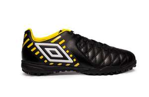 Kids Umbro Football Trainers sale - e.g. MEDUSAE II CLUB TF JUNIOR £12.50 at Umbro (free delivery over £20)