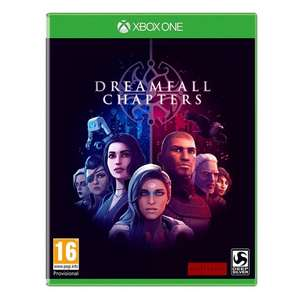 Dreamfall Chapters Xbox one £7.95 at The Game Collection